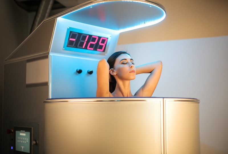 Cryotherapy benefits and how it can help