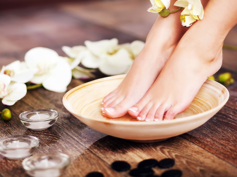 How to Maintain Those Beach-Ready Feet All Year Long
