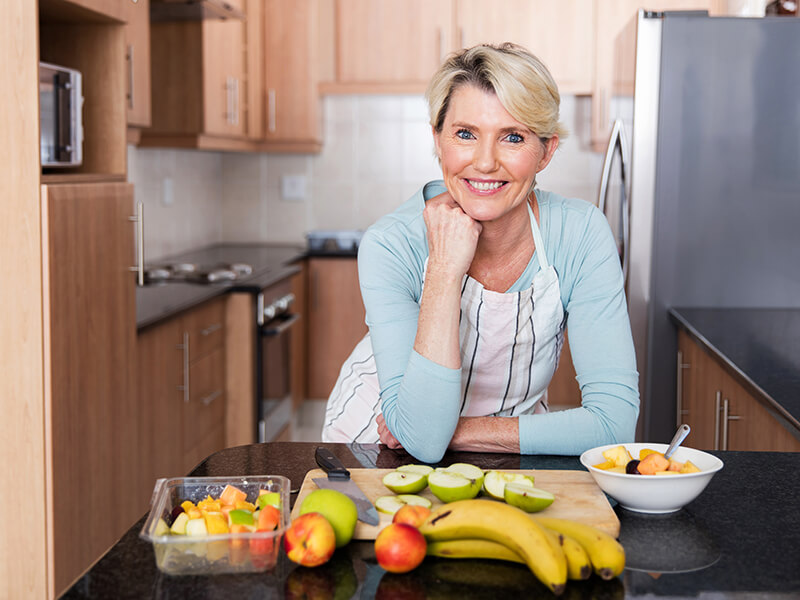 Healthy Nutrition at Midlife Powered by Your Kitchen