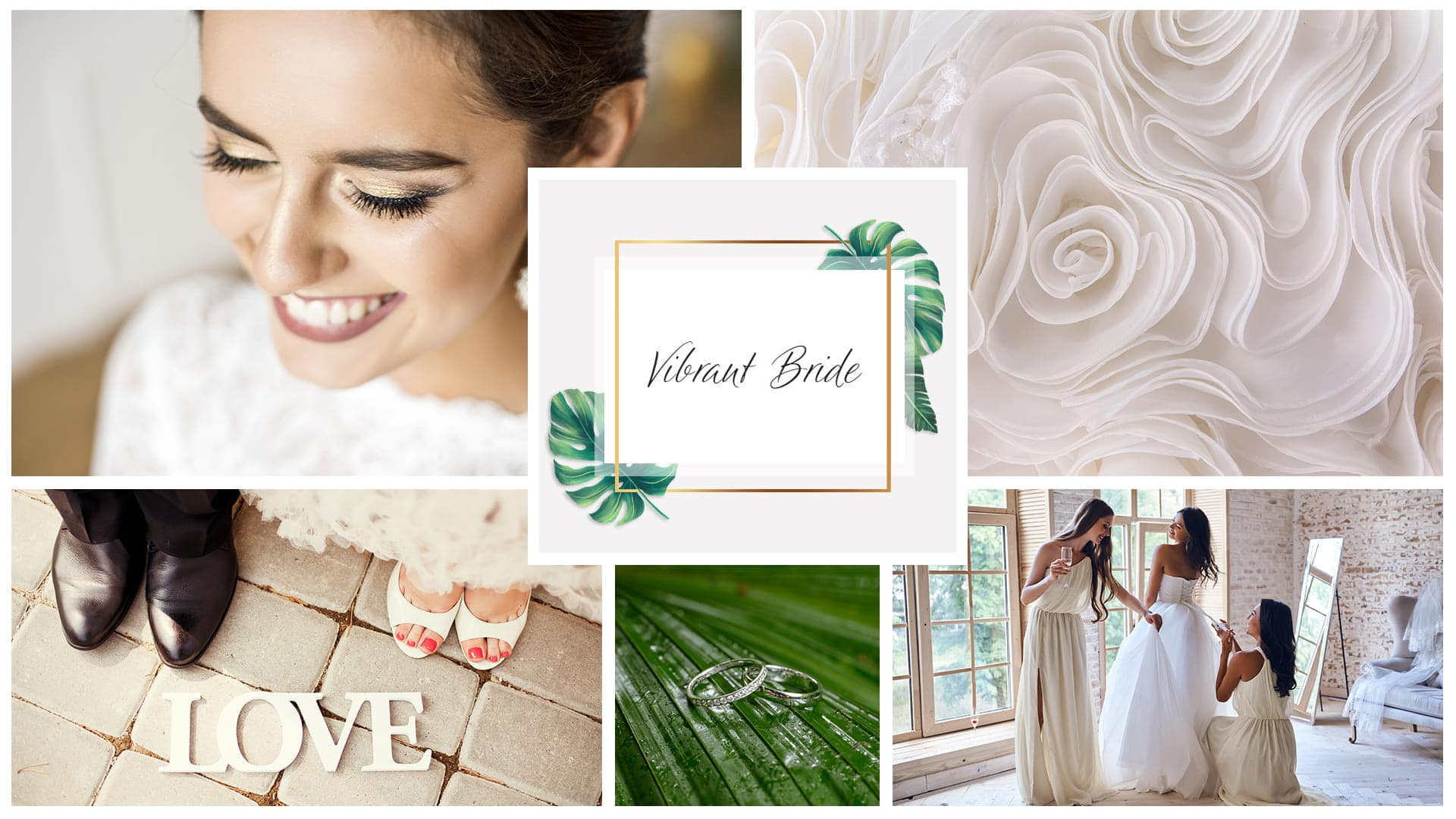 Bridal Vibrant Bride packages