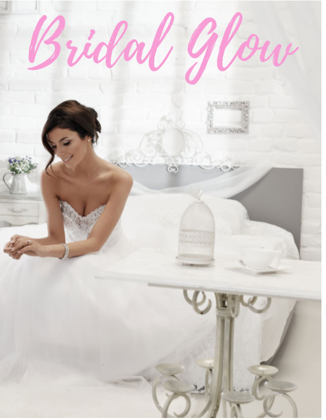 Bridal glow Hydrafacial special for brides
