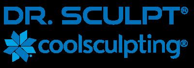 Dr Sculpt and CoolSculpting logos