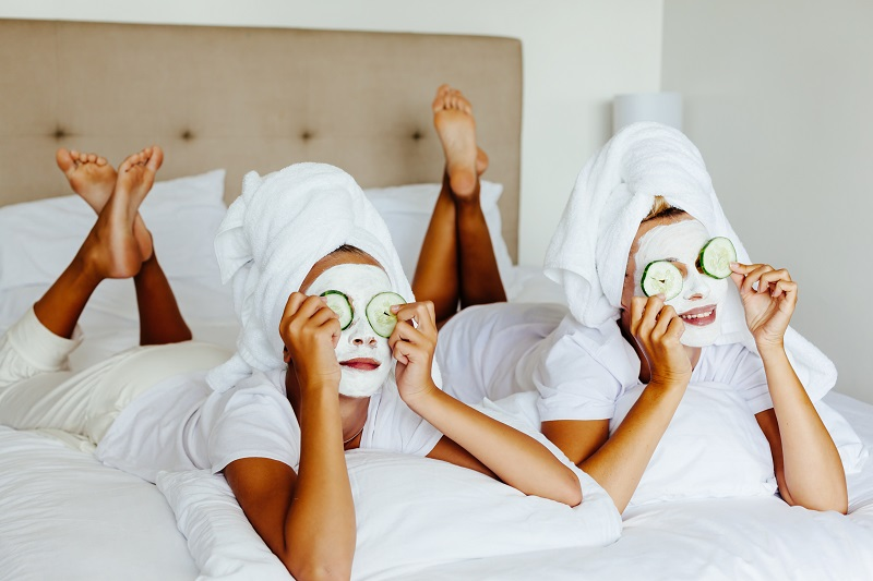 Face masks - an important product for skin care