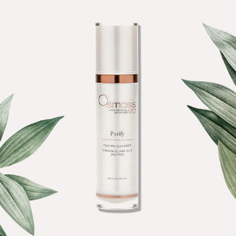 Osmosis MD Purify Enzyme Cleanser for oily skin