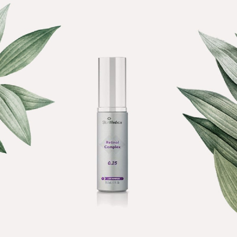 Summer skin care product Retinol Complex from SkinMedica for ultimate skin repair.